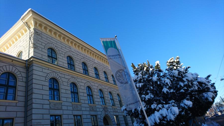 Gesellschaftswissenschaftliche Fakultät der Uni Salzburg