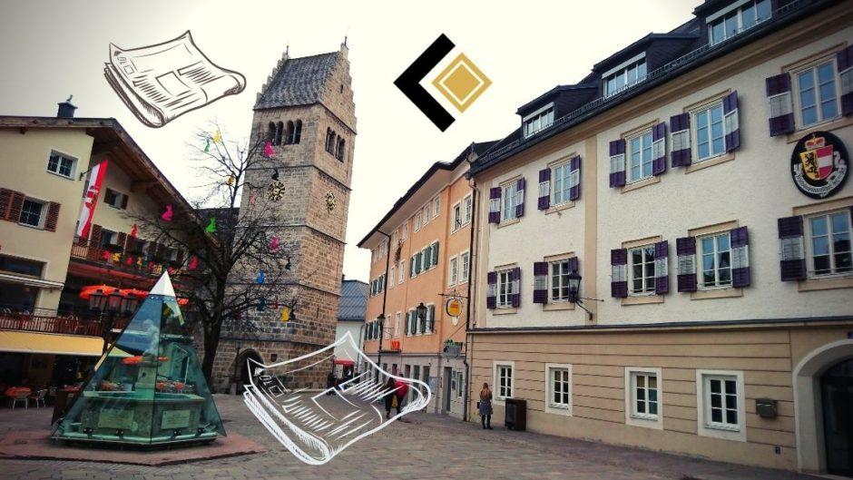 Zell am See Stadtplatz