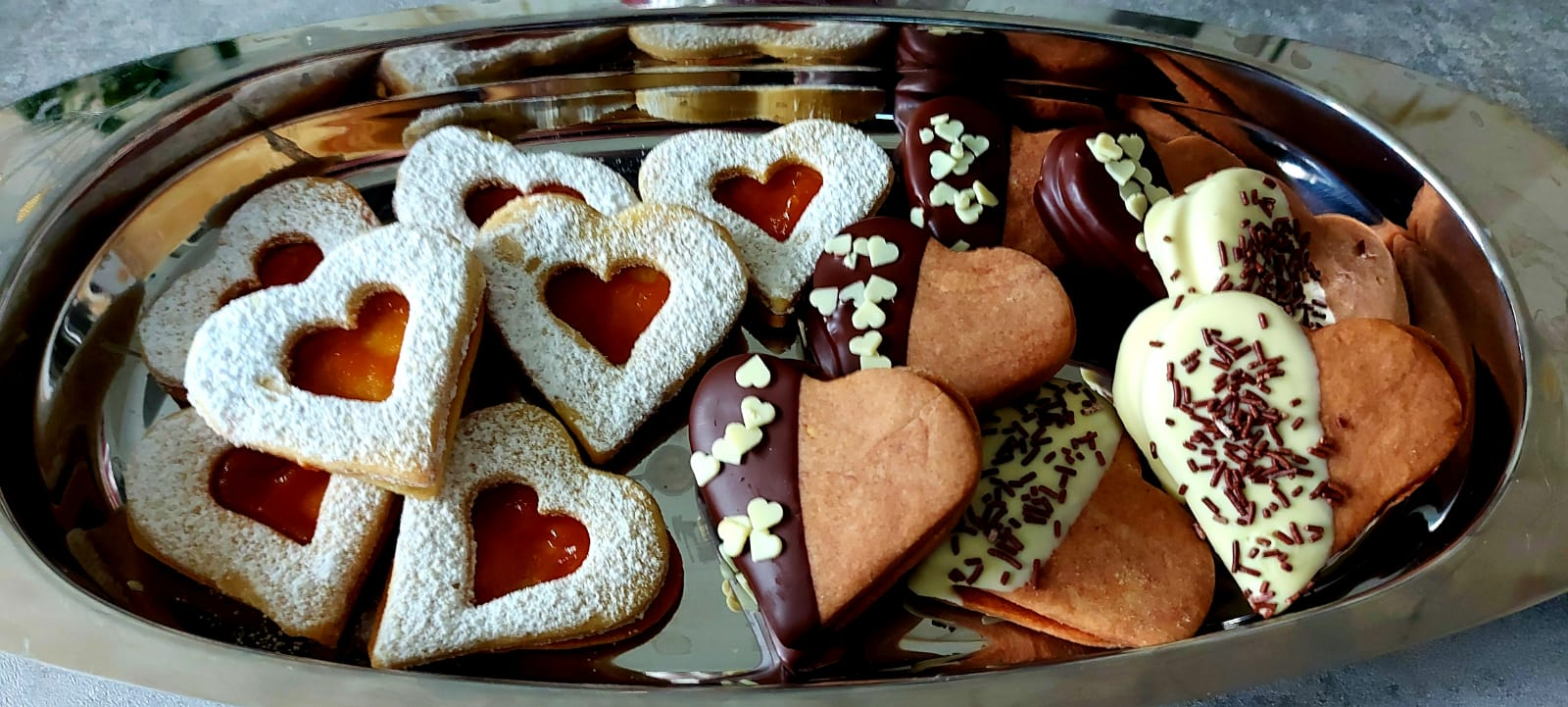 Kekse zum Muttertag