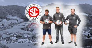 Neuer Vorstand des SC Leogang Fußball