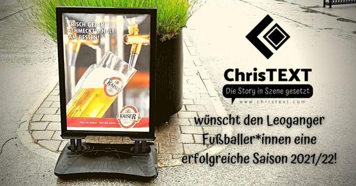 Kaiser Bier SC Leogang Premium Partner